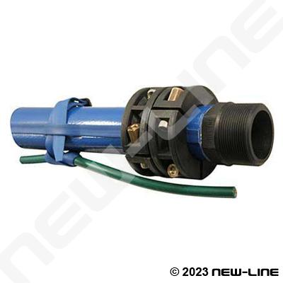 Boreline Submersible Pump Drop Layflat Hose