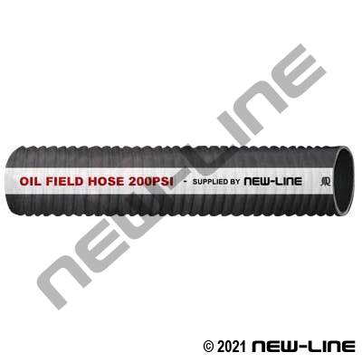 Corrugated Black Oilfield Transfer 200
