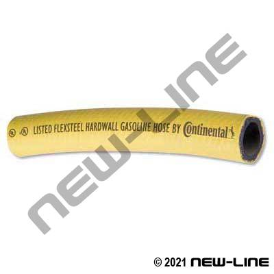 Yellow ContiTech Hardwall Curb Pump Fuel Hose
