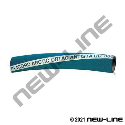 Blue ContiTech Arctic Ortac 300 with Static Wire