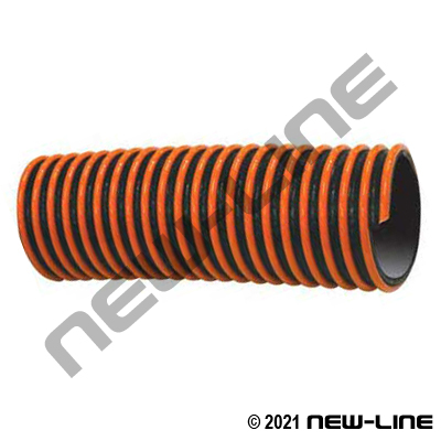 Orange/Black Kanaflex ST120LT Drop Hose