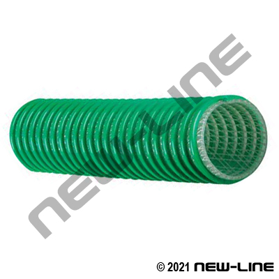 Clear Braided Urethane Drop Hose