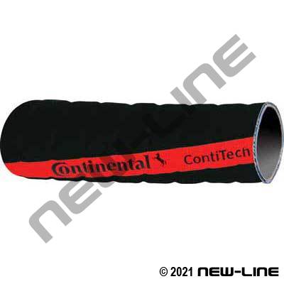 Black ContiTech / Goodyear Chemigum Tube Flexdock 225 PSI