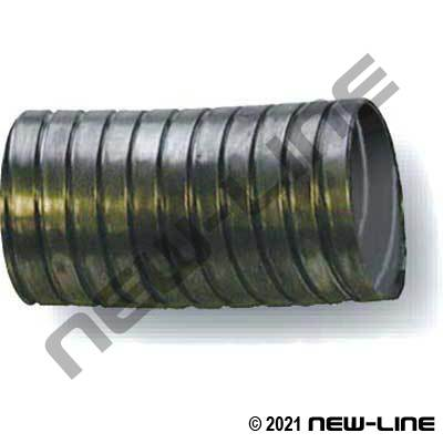 "Galvanized .015"" Lined Interlock Metal Hose (Non-Packed)"