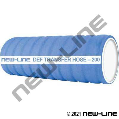 Blue DEF (Diesel Exhaust Fluid) UHMPWE Transfer