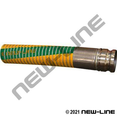 Yellow/Green HD Multi-Purpose Composite Hose 250 PSI
