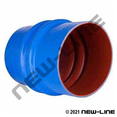 Silicone Marine Wet Exhaust Hump & Bellows (Double Hump)