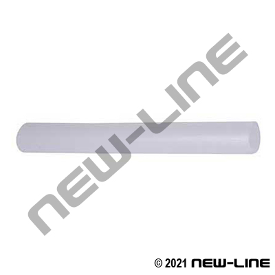 Standard LDPE Low-Density White Polyethylene Tubing