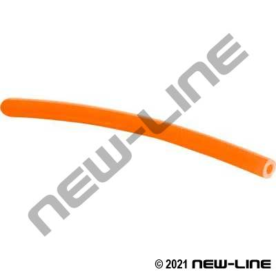 Polyurethane Tubing (95 Shore A) - Orange