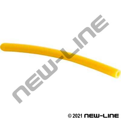 Polyurethane Tubing (95 Shore A) - Yellow