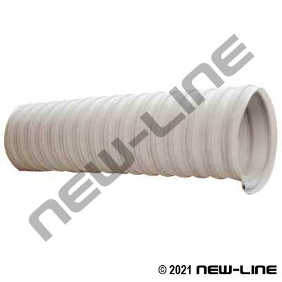 White FDA Approved Thermoflex RFH Ducting
