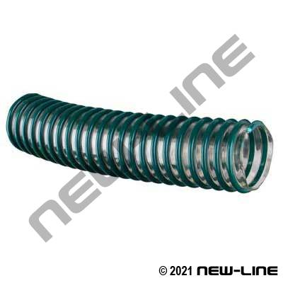 Urethane Ducting with PVC Rigid Helix