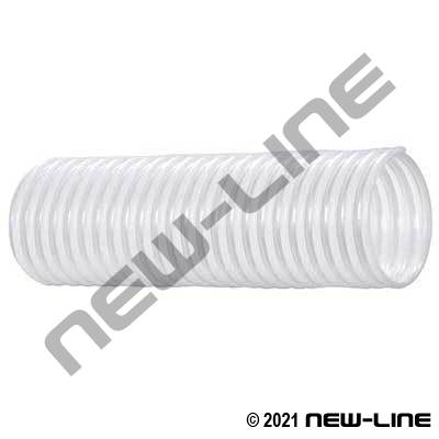 Clear Type 333 Polyethylene Ducting