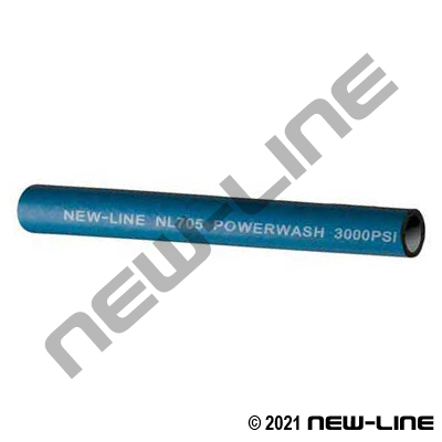 Blue Smooth Powerwash 3000 Pressure Washer Hose