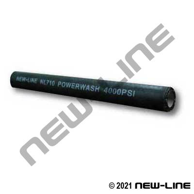 Black Smooth Powerwash 4000/4500 Pressure Washer Hose