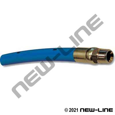 Blue Sewer Cleaning Hose (Large ID) - 3000 PSI
