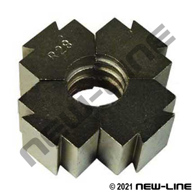 Ribbed Dies For 5111A Crimper
