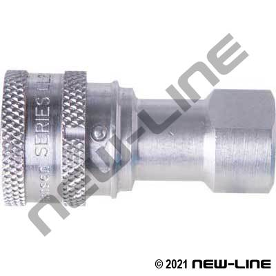 Stainless Sleeve Lock 7241-1B Coupler X Female NPT