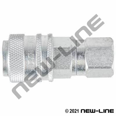 Test Coupler ISO-15171-I Diagnostic Female NPT
