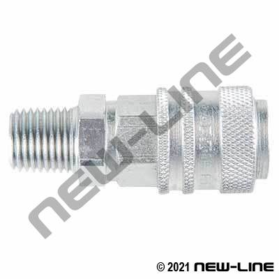 Test Coupler ISO-15171-I Diagnostic Male NPT