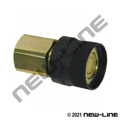 Thread Flushface Coupler x Female NPT