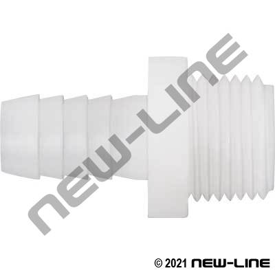 Nylon Hose Barb x Male NPT