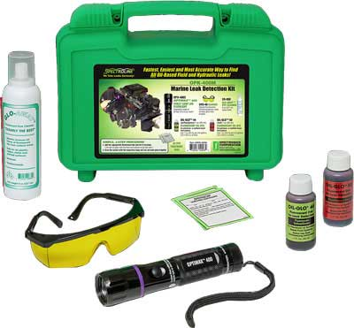Optimax 400 Leak Detection Kit For Marine Systems