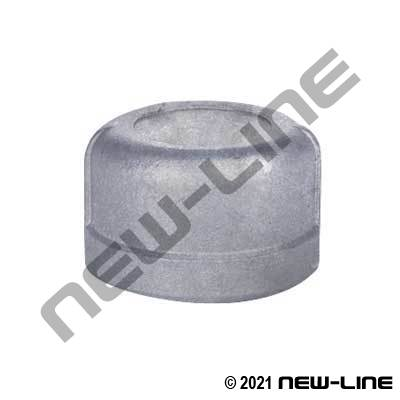 Aluminum NPT Female Pipe Cap