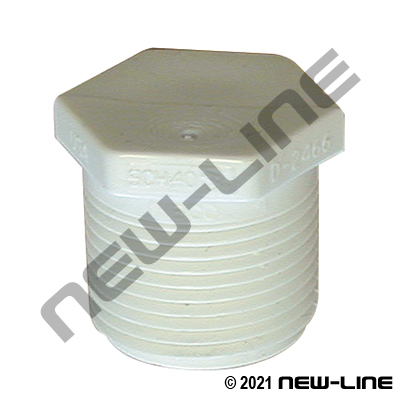Nylon Square Head Plug