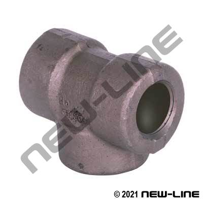 3000# Forged Socket Weld Tee