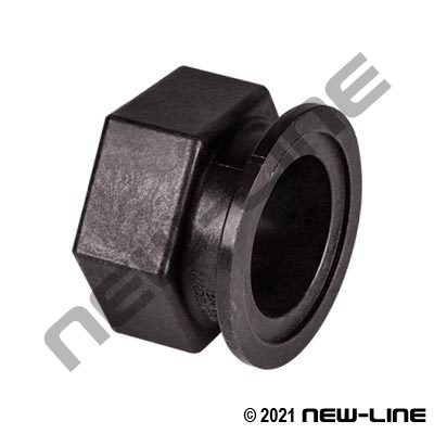 Polypropylene Manifold Flange Adapter x Female NPT