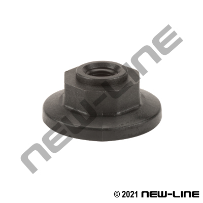 Polypropylene Manifold Plug with Female NPT Port