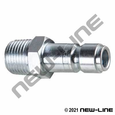 Auto Interchange Nipple x Male NPT