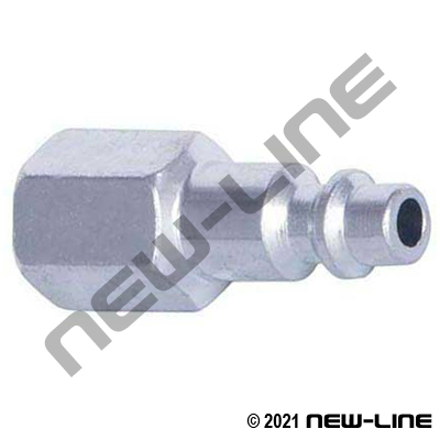 CEJN Industrial Push Nipple x Female NPT