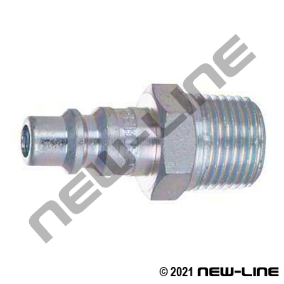CEJN Industrial Nipple x Male NPT