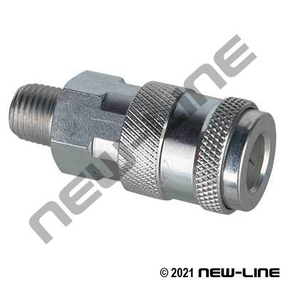 Combo Quick Coupler x Male NPT