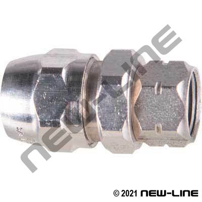 Chrome Plated Brass Field Attachable Female NPSM (DeVilbiss)