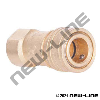Female NPT Gas-Mate Coupler