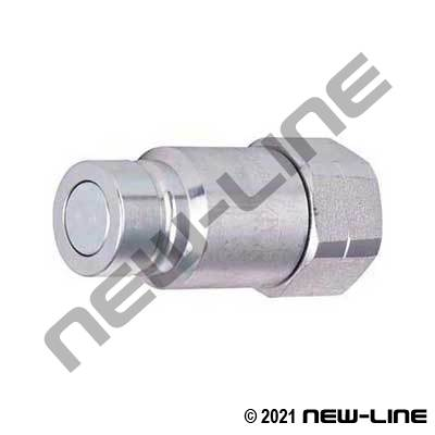 Flushface Connect-Under-Pressure ISO16028 Nipple X FORB