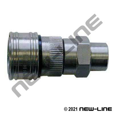 2-HKIL Coupler x Female NPT