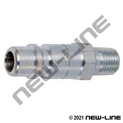 Hansen Industrial Nipple x Male NPT