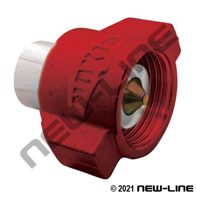 WS BOP Series Coupler x Female NPT