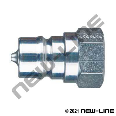 Eaton 5600 ISO7241-1A STEEL NIPPLE X FEMALE NPT