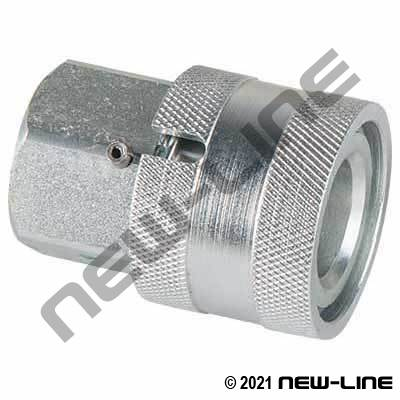 FD69 Arc Latch Waterblast Coupler x Female NPT
