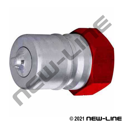 Steel Hydraulic BOP Nipple x Female NPT