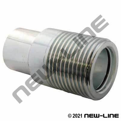 Steel WS Series (NON-BOP) Nipple x Female NPT