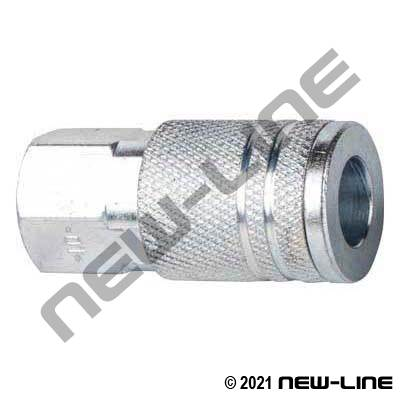 Industrial Interchange Coupler x Female NPT