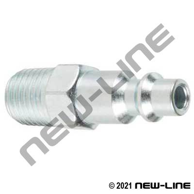 Industrial Interchange Nipple x Male NPT