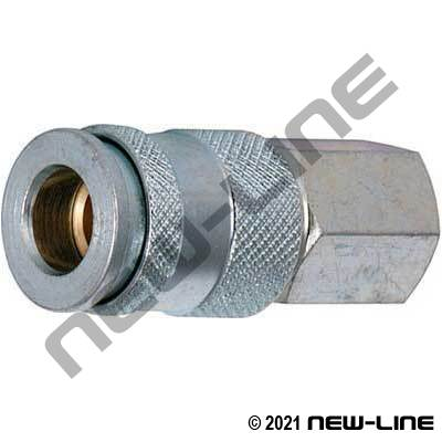 Hi-Flo Coupler X Female NPT