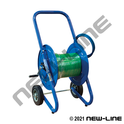 Sewer Flush #4000 w/ Dolly Mount Reel